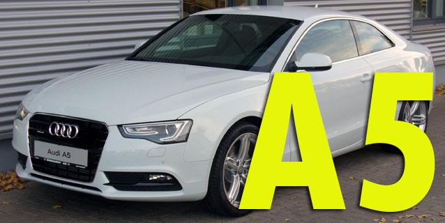 Фаркопы для Audi A5
