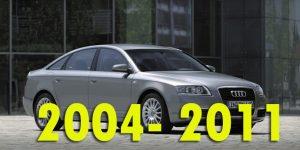 Защита картера двигателя для Audi A6 2004-2011