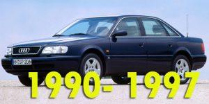 Защита картера двигателя для Audi A6 1990-1997