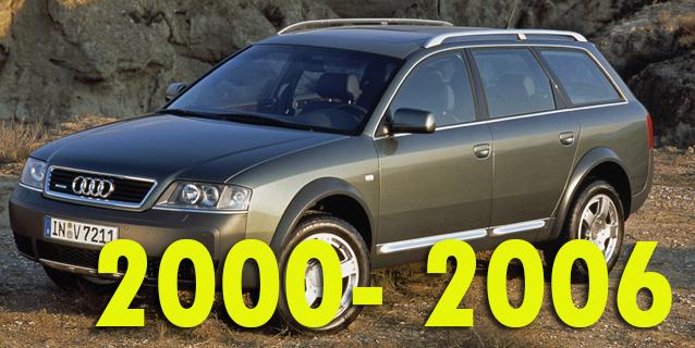 Защита картера двигателя для Audi Allroad 2000-2006