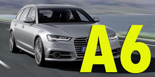 Фаркопы для Audi A6