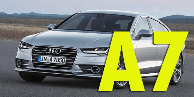 Фаркопы для Audi A7