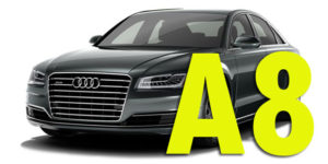 Защита картера двигателя для Audi A8