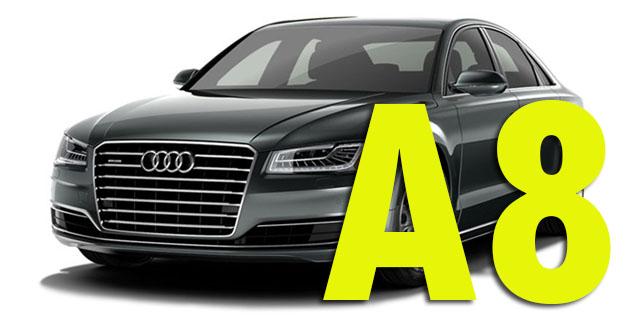 Фаркопы для Audi A8
