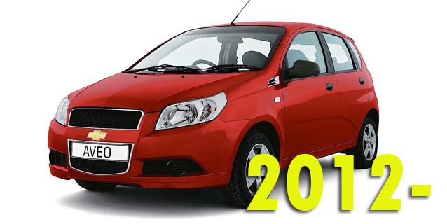 Защита картера двигателя для Chevrolet Aveo 2012-