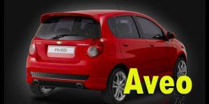 Защита картера двигателя для Chevrolet Aveo
