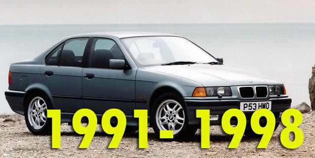 Защита картера двигателя для BMW E36 1991-1998