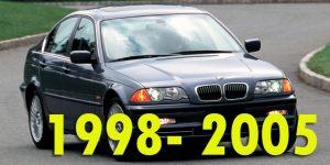Защита картера двигателя для BMW E46 1998-2005
