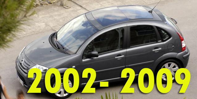 Защита картера двигателя для Citroen C3 2002-2009