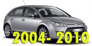 Защита картера двигателя для Citroen C4 2004-2010
