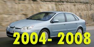 Защита картера двигателя для Citroen C5 2004-2008