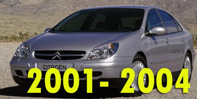 Защита картера двигателя для Citroen C5 2001-2004