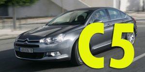 Защита картера двигателя для Citroen C5