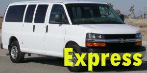 Фаркопы для Chevrolet Express