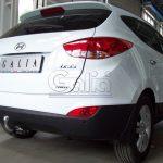Фаркоп H083C для Hyundai ix35 2010-2015, Kia Sportage 2010-2015, шар C, Galia-8