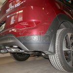 Фаркоп H095C для Hyundai Tucson 2015-2018, Kia Sportage 2015-2018, шар C, Galia-3