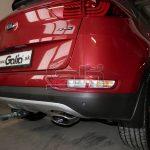 Фаркоп H095C для Hyundai Tucson 2015-2018, Kia Sportage 2015-2018, шар C, Galia-4