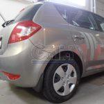 Фаркоп K029A для хетчбек Hyundai i30 FD 2007-2010, Kia Ceed 2006-2012, в т.ч. Kia Pro-Ceed, шар А, Galia-3