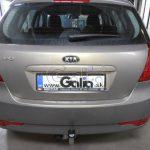 Фаркоп K029A для хетчбек Hyundai i30 FD 2007-2010, Kia Ceed 2006-2012, в т.ч. Kia Pro-Ceed, шар А, Galia-4