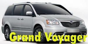 Фаркопы для Chrysler Grand Voyager