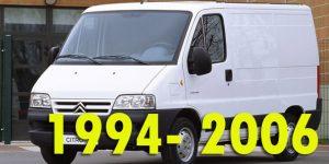 Защита картера двигателя для Citroen Jumper 1994-2006