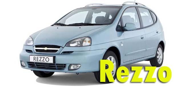 Фаркопы для Chevrolet Rezzo
