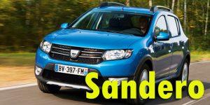 Фаркопы для Renault Sandero