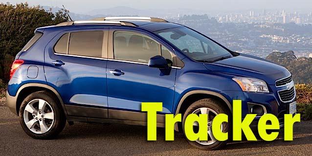 Фаркопы для Chevrolet Tracker