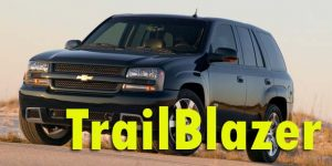 Защита картера двигателя для Chevrolet Trailblazer