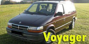Фаркопы для Chrysler Voyager