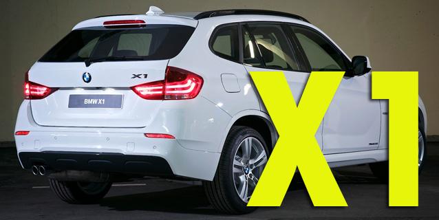 Фаркопы для BMW X1