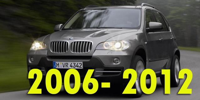 Защита картера двигателя для BMW E70 2006-2012