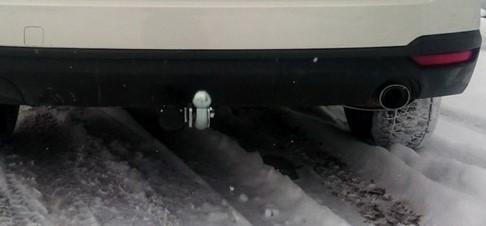 Фаркоп S106A для Subaru Forester