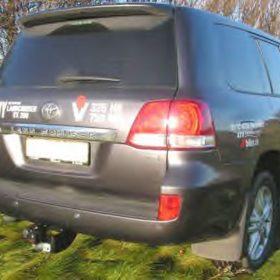 335359600001 на Lexus LX570 фланцевое крепление 2008