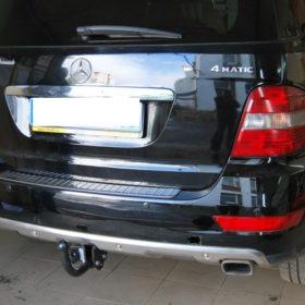 M.A43 для Mercedes GLE-Class шар-автомат 2015
