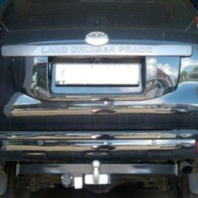 T.052 на Lexus GX470 фланцевое крепление 2003-2009