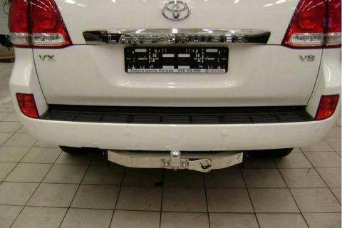 T113-F на Lexus GX460 шар кованый 2009-1