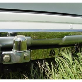 T113-F(N) на Lexus GX460 нержавеющая пластина 2009