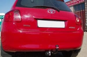 фаркоп 3059-A Toyota Auris хетчбек 2007-2013