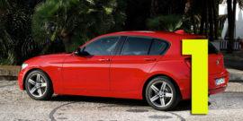 Фаркопы для BMW 1 Series