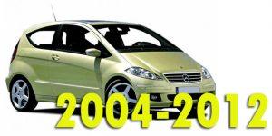Защита картера двигателя для Mercedes-Benz A-Class 2004-2012