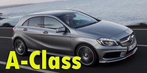 Фаркопы для Mercedes-Benz A-Class