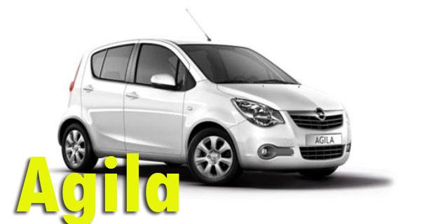 Фаркопы для Opel Agila