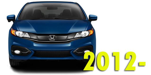 Защита картера двигателя для Honda Civic 2012-