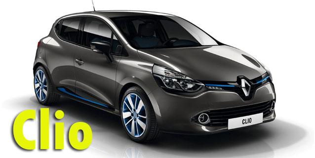 Фаркопы для Renault Clio