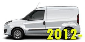Защита картера двигателя для Opel Combo 2012-