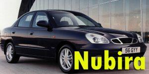 Защита картера двигателя для Daewoo Nubira