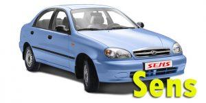 Защита картера двигателя для Daewoo Sens