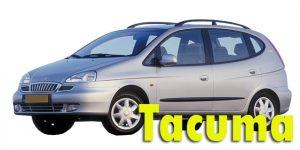 Защита картера двигателя для Daewoo Tacuma