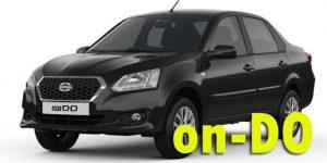 Защита картера двигателя для Datsun on-DO